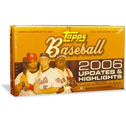 topps-2006-trading-cards-mlb-updates-and-highlights-complete-set