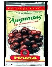 Aceitunas griegas Amfissa 250 g 8.81 oz