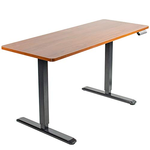 VIVO Electric 60 x 24 inch Stand Up Desk |