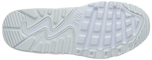 Nike white Gar Chaussures Air Blanc ps white On Mesh Max 100 90 rCfOrq
