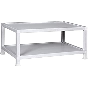 OneSpace 100% Recycled Paper Coffee Table, White