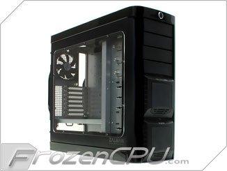 GS1000-B - GS1000-B - ZALMAN GS1000-B Full Tower Case Cover Black Zalman ZALMAN GS1000-B ?Çô Full Tower Computer Case GS1000-B | Graphic