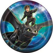 How To Train Your Dragon 3 Party Plates and Napkins for 16 guests from The Hidden World -