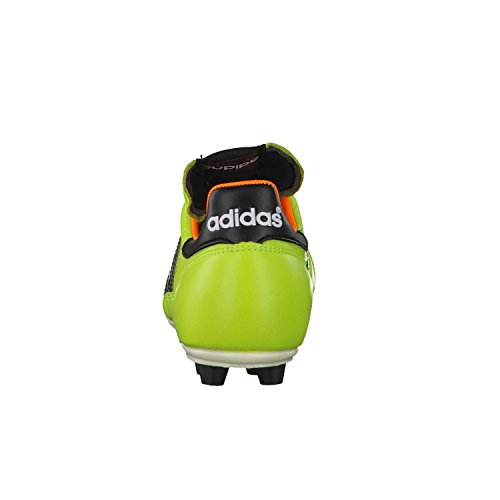 Adidas Copa Mundial Samba Fussballschuhe solar slime-black-solar zest - 46
