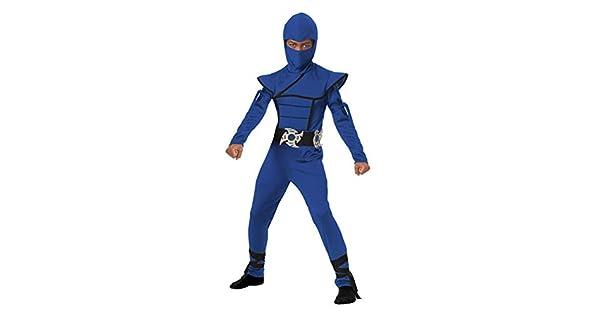 Amazon.com: California Costumes disfraz infantil de ninja ...