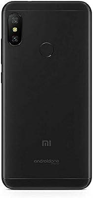 Xiaomi Mi A2 Lite 4GB RAM 64GB Dual SIM Black Smartphone: Amazon ...