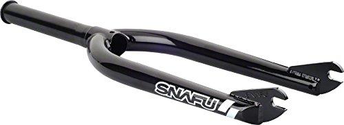 SNAFU BMX Race Fork 20'' Gloss Black