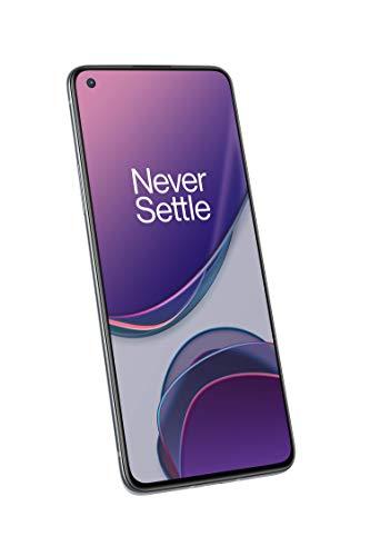 OnePlus 8T Lunar Silver, 5G Unlocked Android Smartphone U.S. Version, 256GB Storage + 12GB RAM, 120Hz Fluid Display…