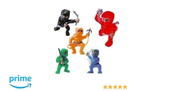 Ninja Toys Pack of 50