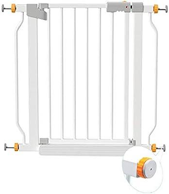 Barrera de seguridad Protector De La Puerta De Seguridad para Bebés Montado A Presión - Escalera Puerta