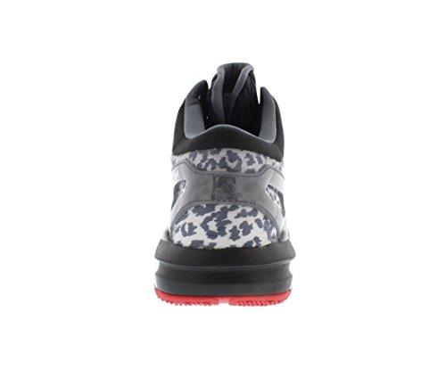 Scarpe Da Donna Adidas Light Boost Pazzesca Taglia Onix / Scarlet / Core Black