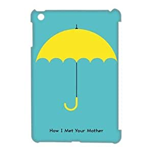 CTSLR TV Show How I Met Your Mother Hard Case Cover Skin for iPad Mini-1 Pack- 7- Perfect Gift for Christmas