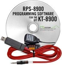 RT Systems RPS-8900 Programming Software and USB-70 Cable for The QYT KT-8900