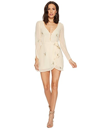 For Love & Lemons Women's Scorpion Wrap Mini Dress, Scoprion, XS by For Love & Lemons (Image #5)