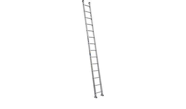 werner single section ladder)