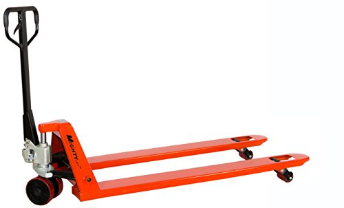 Mighty-Lift-ML2772-Heavy-Duty-Long-Fork-Pallet-JackTruck-3300-lb-Capacity-27-x-72