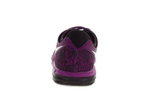 Femme Violet noble Purple 3 Dual Nike Chaussures W White Tr Gymnastique Dusk De Fusion Print Morado purple qazHZ