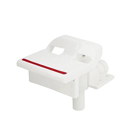 Enfriador de agua dispensador de la bebida caliente Grifo Rojo Blanco 8mm Outlet