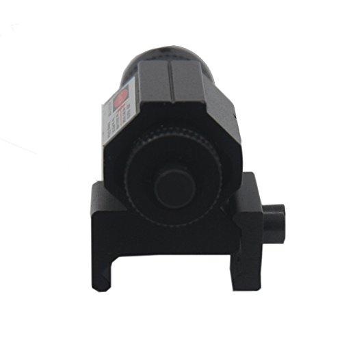 Hot Tactical Red Laser Beam Dot Sight Scope for Gun Rifle Pistol Picatinny Mount