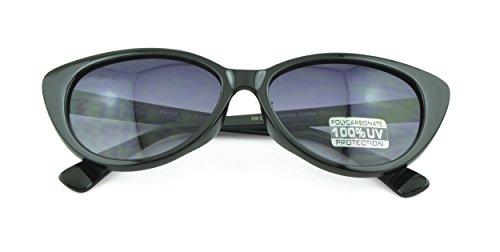 Belle Donne - Women's Fashion Kitten Retro Cat Eye Sunglasses - - Sunglasses Loop X Wholesale