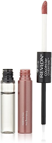 Revlon ColorStay Overtime Liquid Lip Color, Enduring Iris 0.07 oz (Pack of 3)