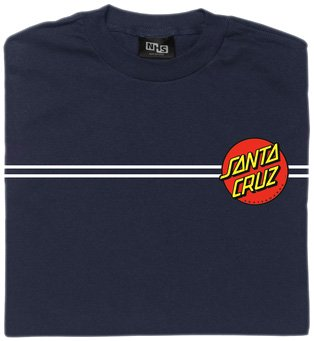 Santa Cruz Skateboards Classic Dot Short Sleeve T-Shirt