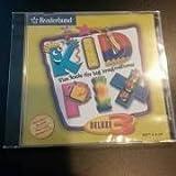 Software : KidPix Deluxe 3