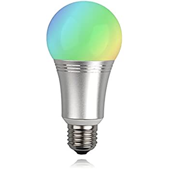 Hank Z Wave Plus Rgbw Led Dimmable Bulb Warm And Cool
