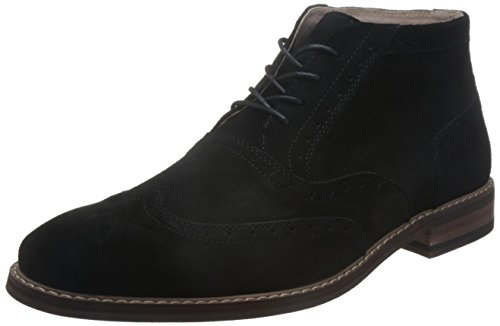 Adams Black Suede Stacy Boots Chukka Men's Arley 4CxUw1n5fq