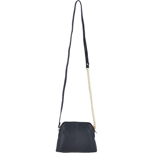 Ashwood A Donna Leather Borsa Spalla Nero IExEr7qw1