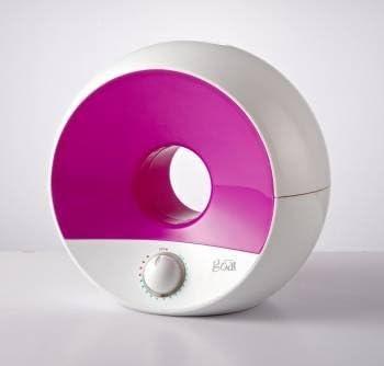 Prozone Sphere Humidificador Ultrasónico Diseño Moderno, Ionizador ...