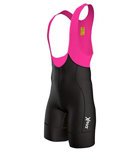 Optimum Mens Nitebrite Cycling Bib Shorts