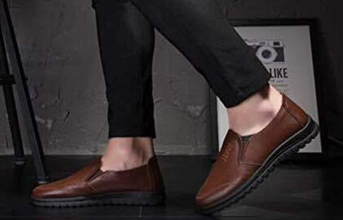 EU 40 Marrone Femaroly Slippers Uomo Brown AWFpqnX7w