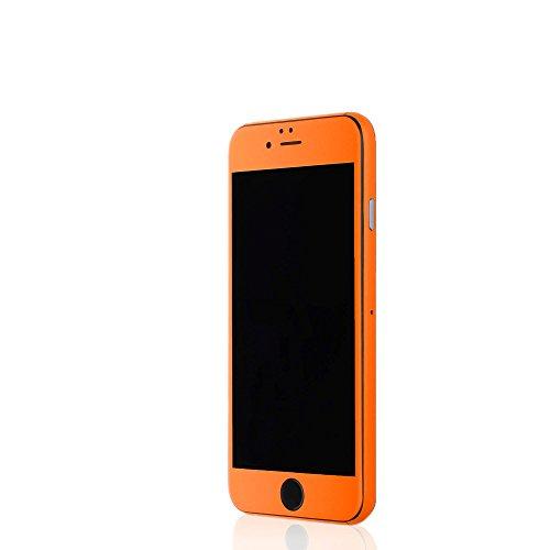 AppSkins Vorderseite iPhone 6 Color Edition orange