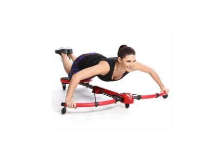 H-TRAINING 全身 有酸素運動器具 腹筋運動 Muscle Training Fitness Home training AB BOW(海外直送品)   B07GMGQFYZ