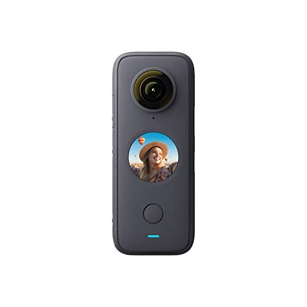 RetinaPix Insta360 ONE X2 Action Camera
