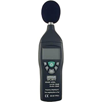 american recorder technologies sound pressure level meter amazon ca rh amazon ca sound pressure meter app sound pressure meter circuit