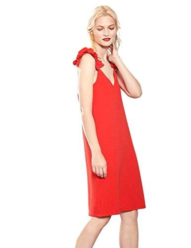 Wild Pony ParteiKleid für Frauen LOV38 Holly Rot tiVvq3WUfo ...