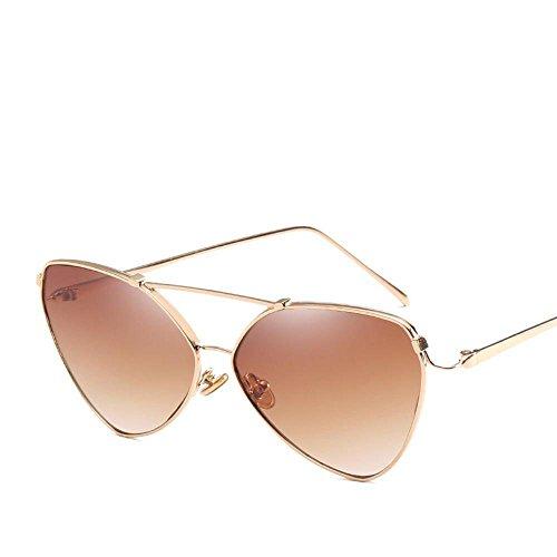 Chahua Les lunettes de l'homme dans la marée de la mode lunettes de soleil Lunettes de soleil en plein air base metal MBZmM1nY