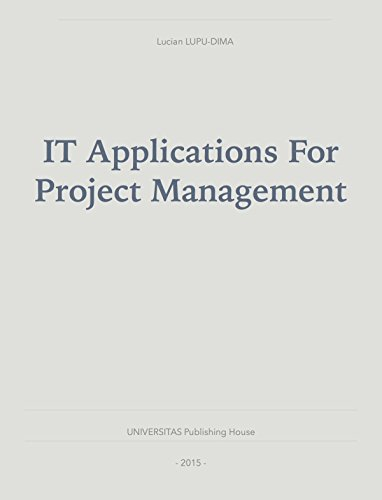 Download IT applications for Project Management Pdf