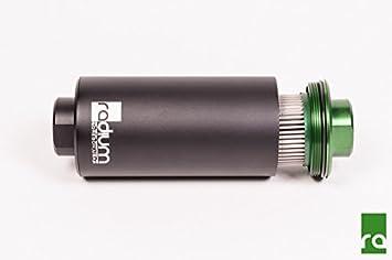 RADIUM Engineering High Flow Fuel Filter Kits Stainless 100 Micron