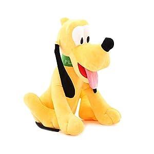 Tickles Cartoon Pluto Stuffed Soft...