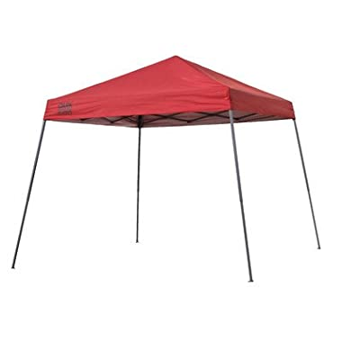 Quik Shade Expedition Instant Canopy, Red