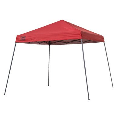 12x12 Quik Shade Instant Canopy (Quik Shade Expedition Instant Canopy, Red)