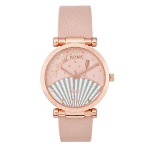 Avon Cassara Story Time - Reloj de Pulsera, Color Rosa: Amazon.es: Relojes