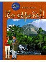 McDougal Littell En Espanol! Level 2, Pupil Edition (¡En español!) (Spanish Edition)