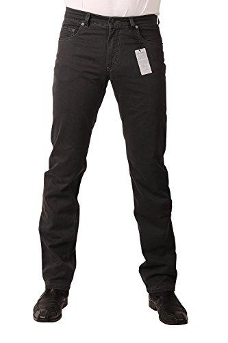 PIONEER Stretch Gabardine-Jeans RON 1144-3881-124 Anthrazit: Weite: W42 | Länge: L34