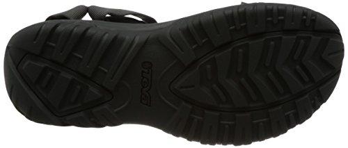 Teva Men's Hurricane XLT Sandal, Black, 9 US Solid Gray