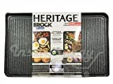 The ROCK Plus Heritage Reversible Grill / Griddle