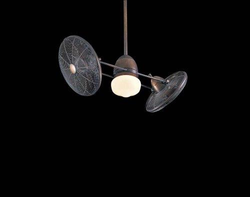 double bladed ceiling fan - 4